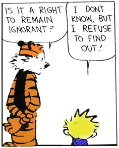 The Culture of Ignorance inAcademia
